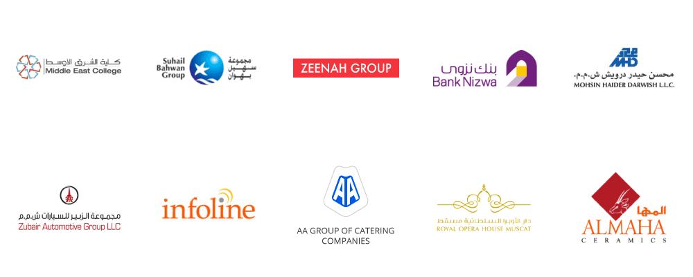 Salaries from Oman's top Companies